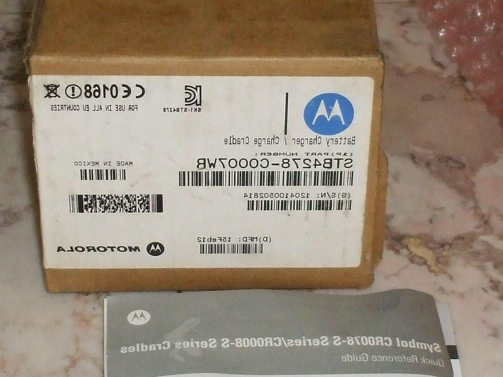 Motorola Symbol LI4278 Barcode Scanner with