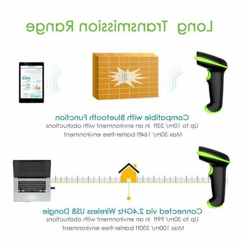 Nadamoo Wireless Scanner, In