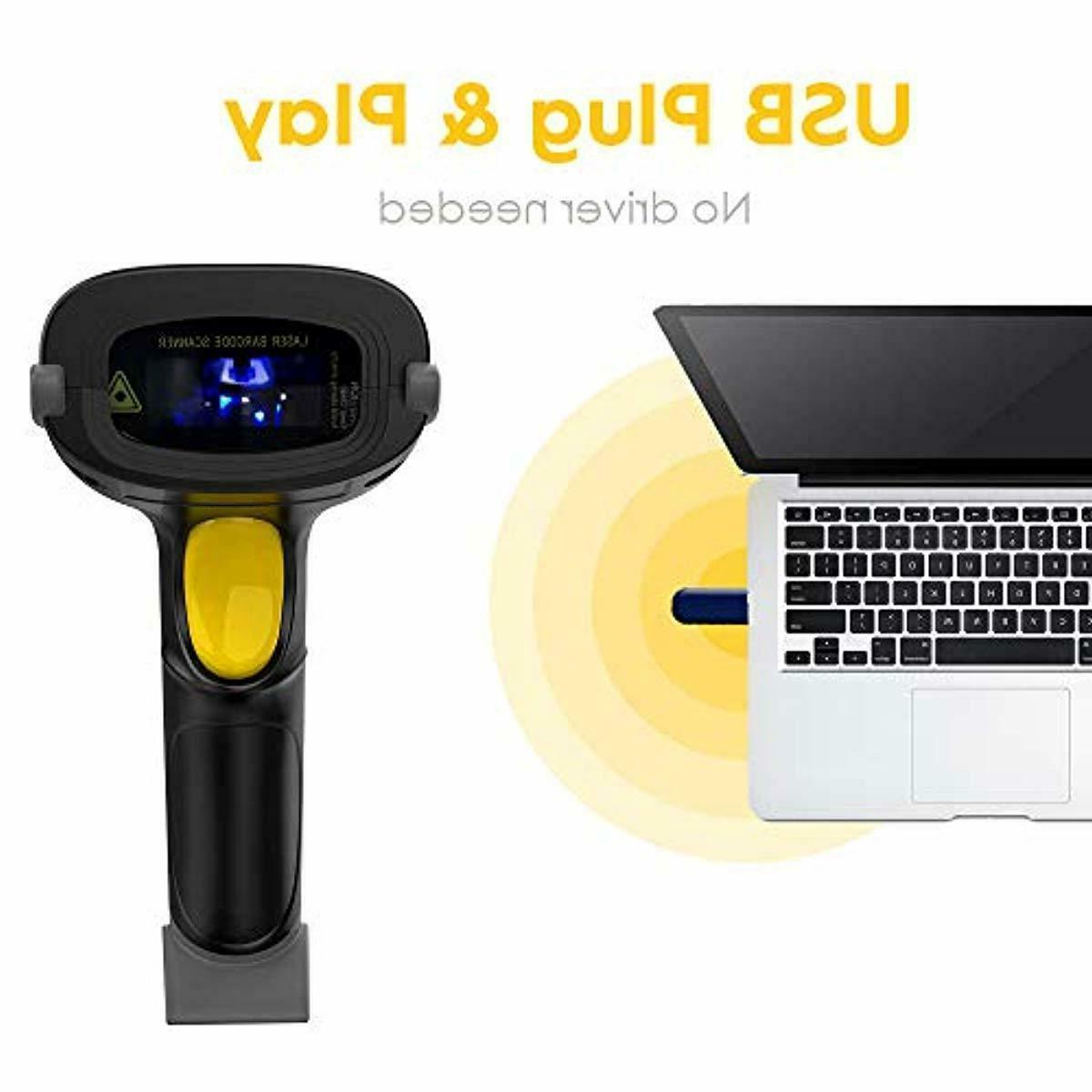 NADAMOO Wireless 328 Feet Transmission Distance USB 1D