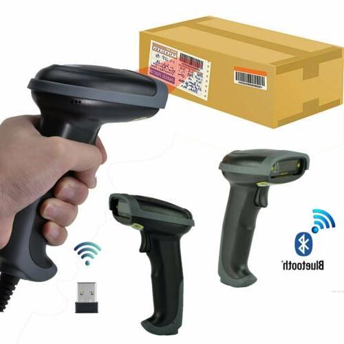 New USB Handheld Visible Bar Code