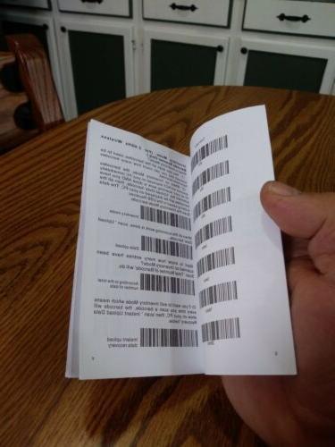 New TaoHorse Wireless Barcode Scanner