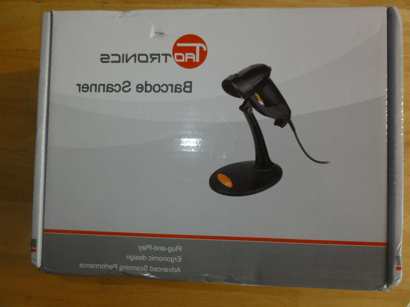 new usb barcode scanner wired handheld laser