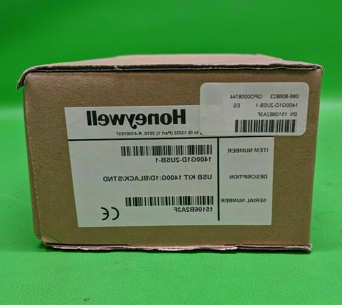 New Honeywell Voyager USB Barcode Scanner 1400G w/ Stand **A