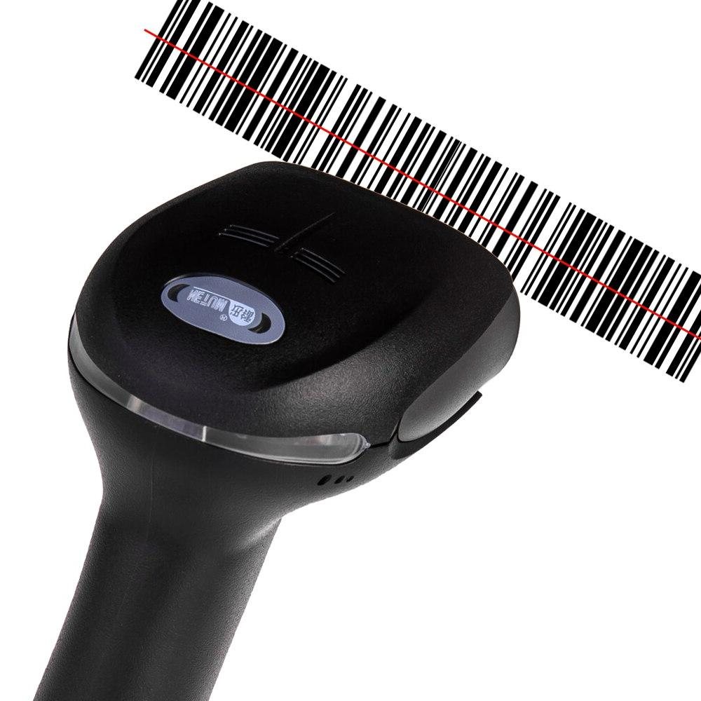 NETUM Portable <font><b>Barcode</b></font> <font><b>Scanner</b></font> Wired 1D Reader for