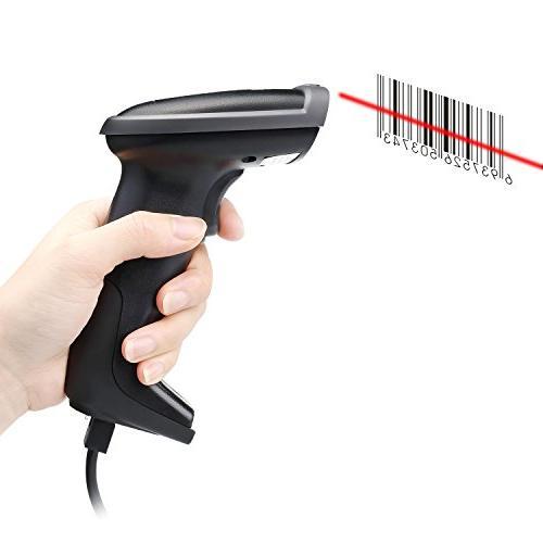 NuScan 2D Handheld Barcode