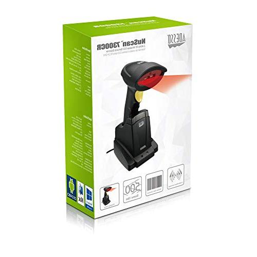 Adesso Nuscan NuScan Document Barcode Scanner