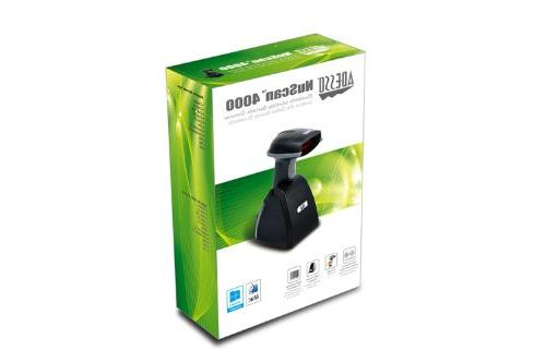 Adesso Bluetooth Barcode Scanner