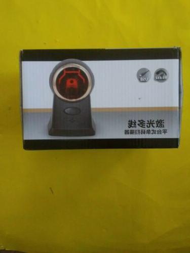 omnidirectional high speed laser desktop barcode scanner