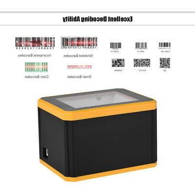 Omnidiretional Barcode Scanner Platform 1D/2D/QR Bar Code Sc