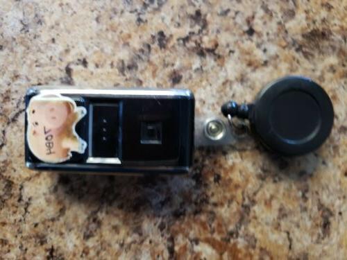 OPTICON Pocket Bluetooth Barcode Scanner works.