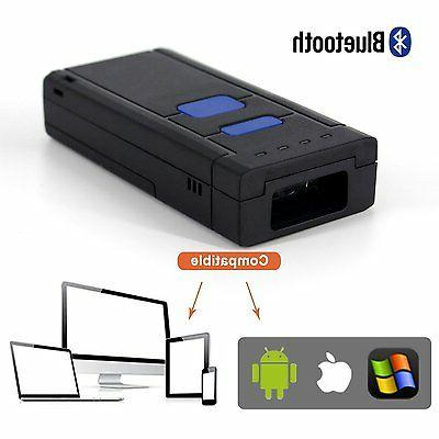 USB Barcode 1D Handheld Laser 4.0 Receiver