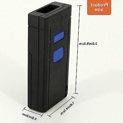 USB 1D Handheld Laser Scanner For 4.0 Receiver
