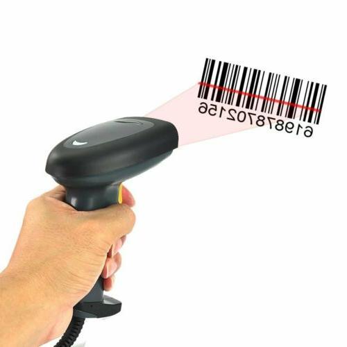 Scanner Laser QR Code POS System