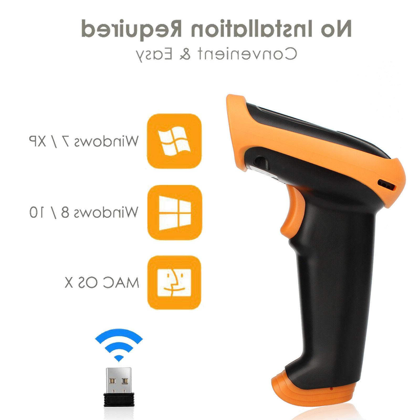 Laser USB Scan Gun POS NEW