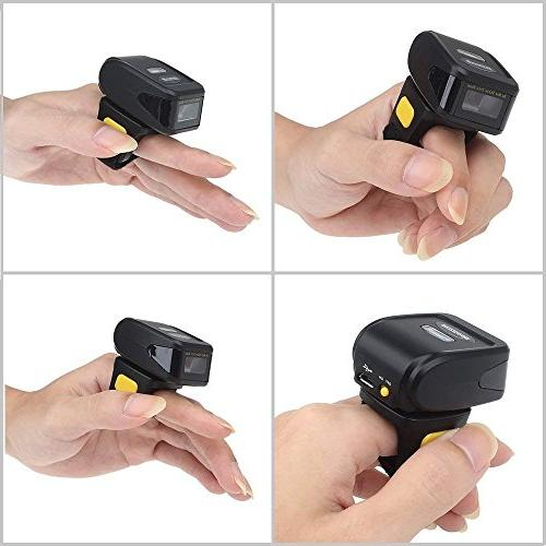 Eyoyo Portable Barcode Scanner Reader Mini Scanner for 4.0+/Windows/Mac OS