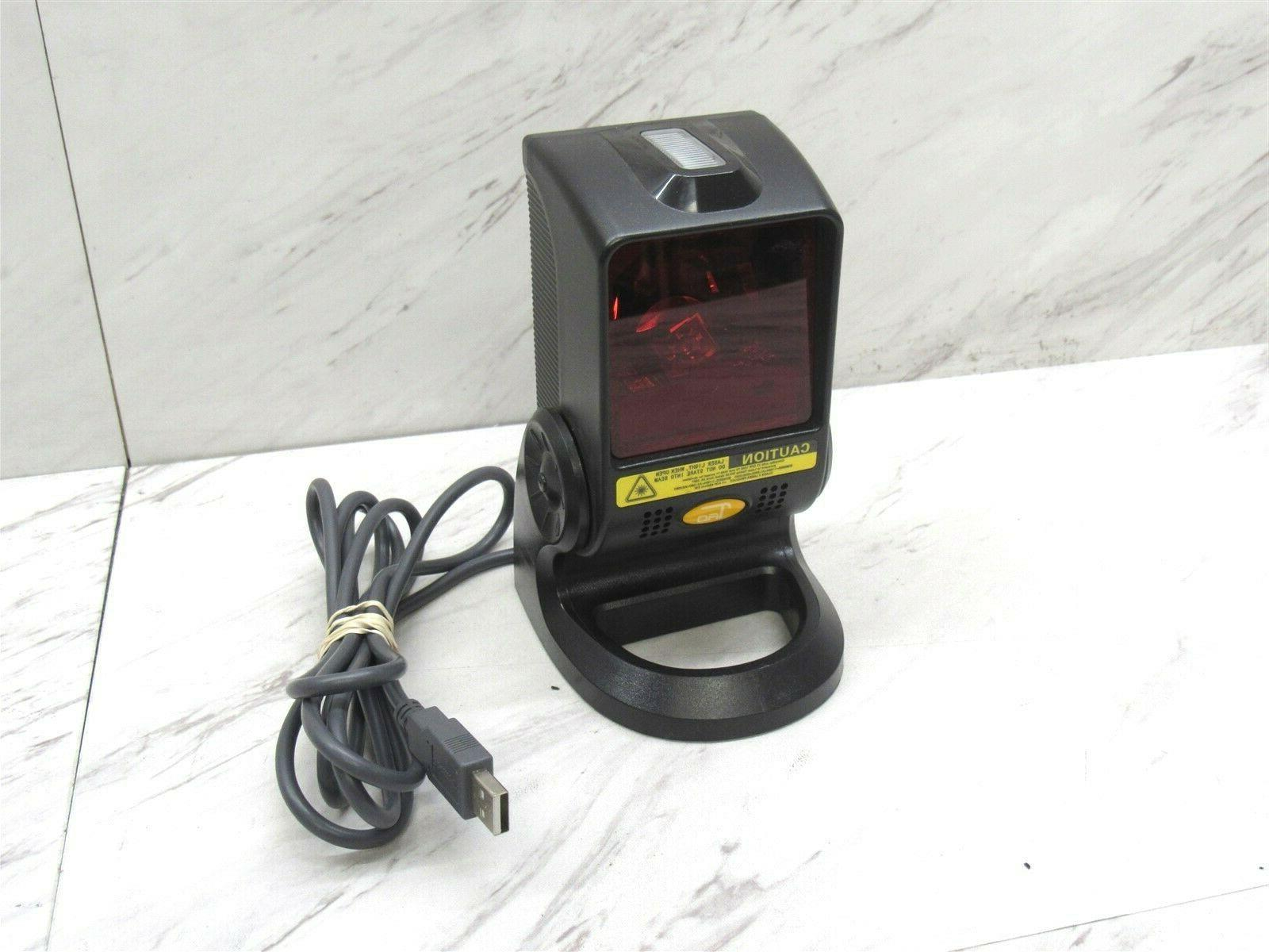 presentation barcode scanner w usb cable