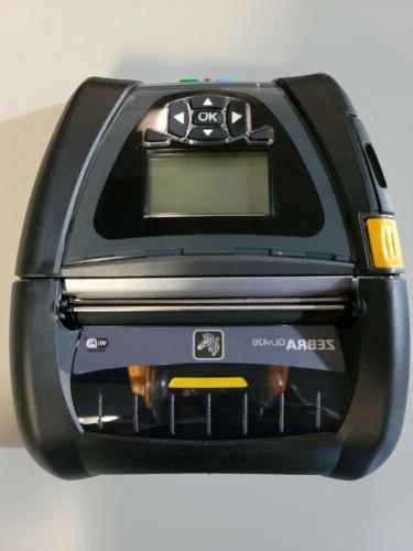 qln420 barcode scanner label printer