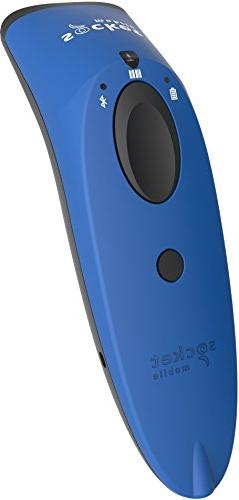 SocketScan 2D Scanner, Blue