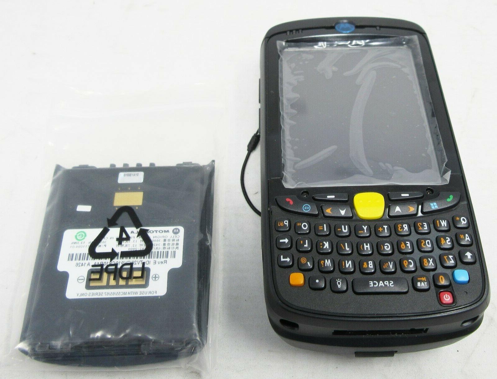 symbol mc55a0 handheld qwerty 2d 1d barcode