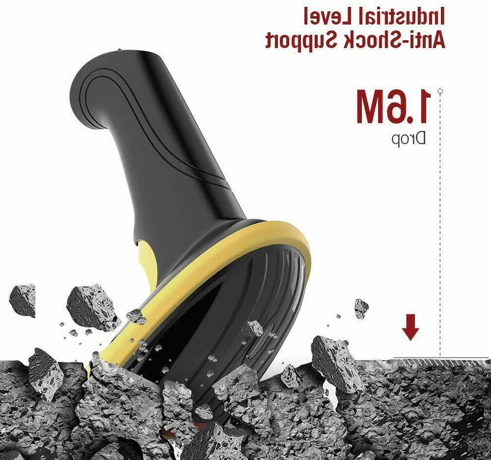 TaoTronics TT-BS014 WIRED 1D CODE LS01