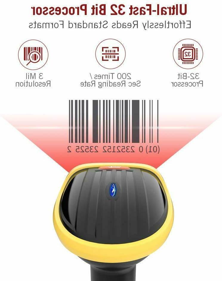 TaoTronics TT-BS014 1D BAR CODE LS01
