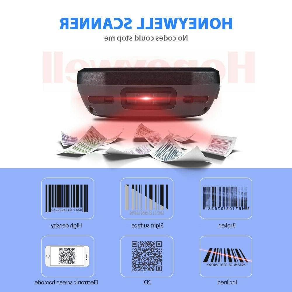US SHIP QR Honeywell Barcode Scanner PDA Android Terminal