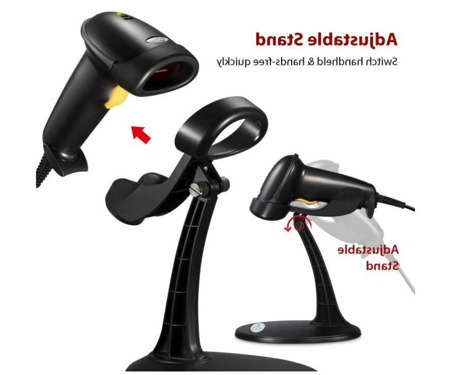 USB Automatic Barcode Scanner Scanning Barcode Bar-code Read