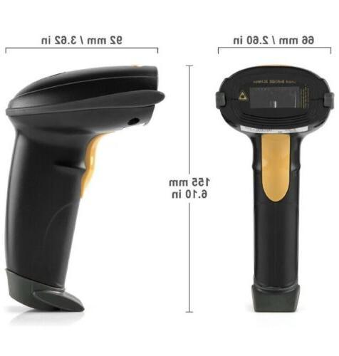 WoneNice USB Scanner Reader