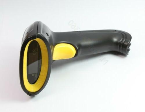 USB Laser Scanner Handheld Code For POS