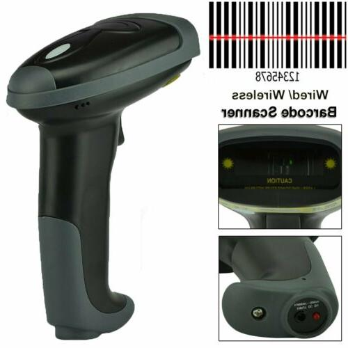 Automatic Wifi Laser Barcode Pos Reader Bluetooth Wireless