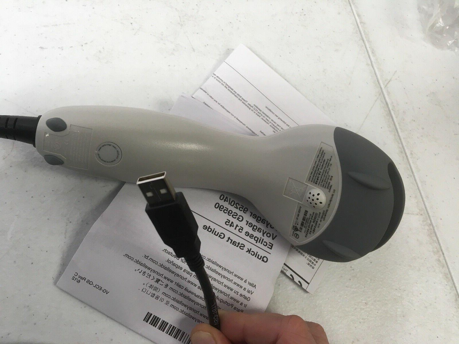 ✮✅ Honeywell USB Barcode Scanner Eclipse 5145 WTY✮✅