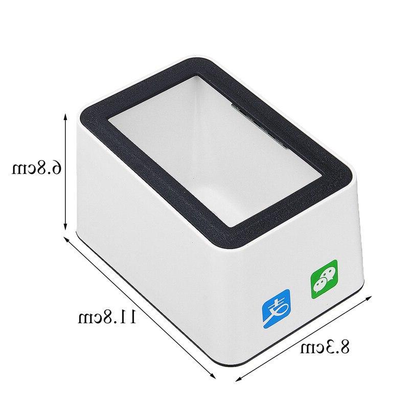Wired <font><b>Barcode</b></font> Versatile Scanning QR Code Reader
