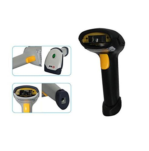 Etekcity Wired Automatic Laser Barcode Reader With USB