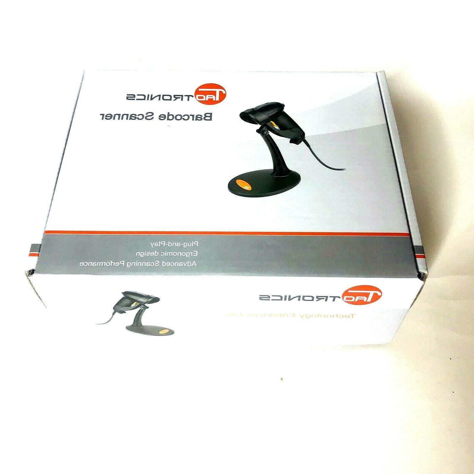 TaoTronics Wired Scanner model: In Black