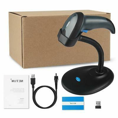 NETUM Wireless 1D Scanner with & Wi