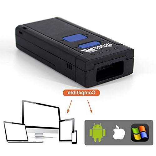 Alacrity Wireless 1D Mini Reader Android, iOS with iPad, Phones, Tablets