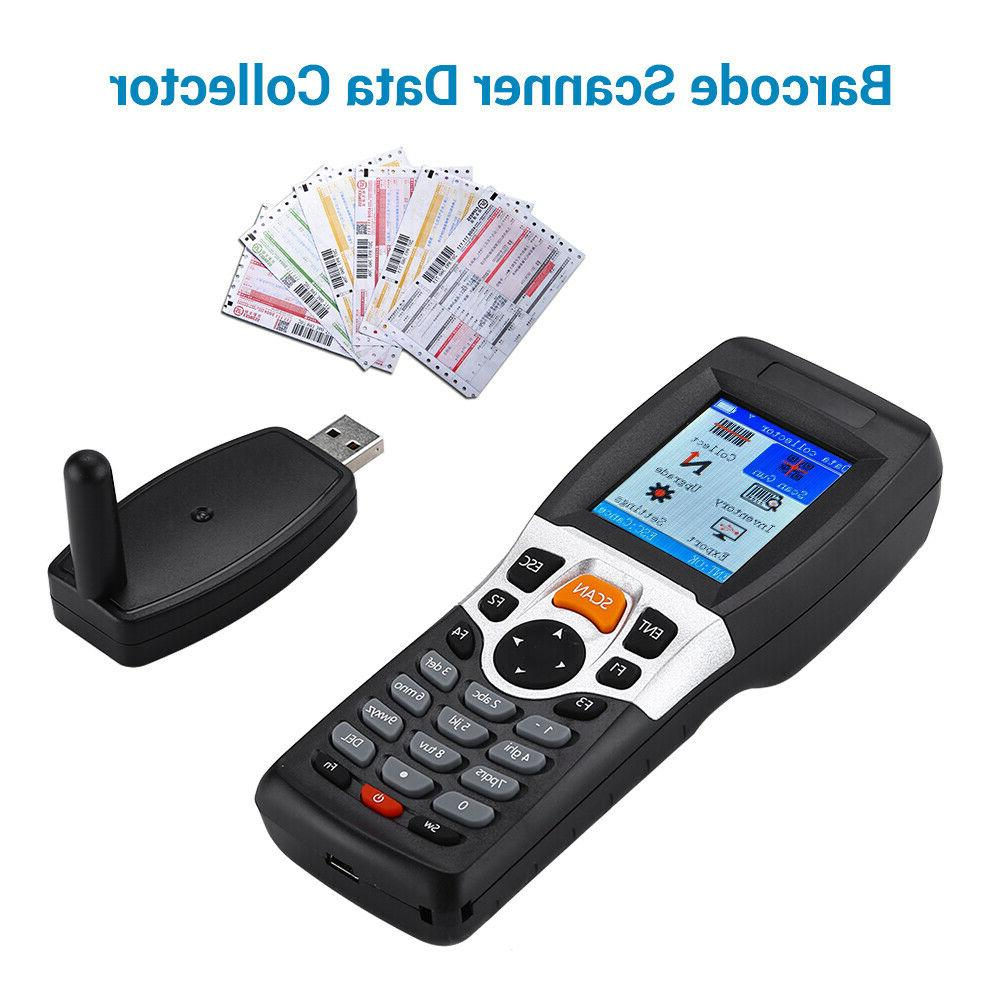 Wireless Scanner Collector Terminal Device USB 1D