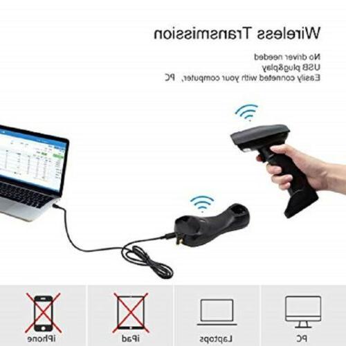 Wireless Scanner Cradle Charging 1D