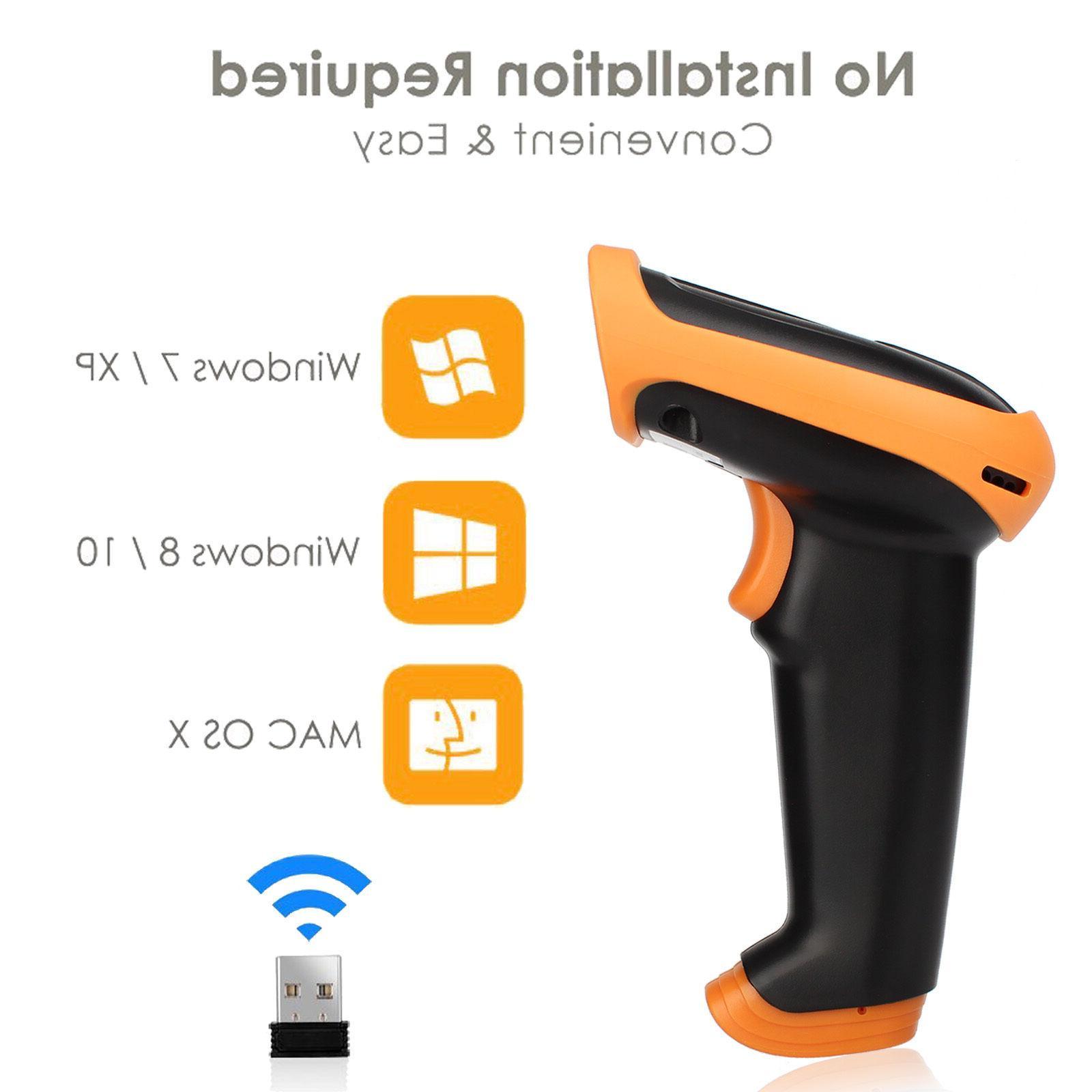 Premium 2.4GHz Wireless Barcode