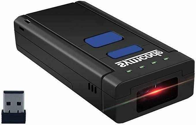 Wireless Mini Portable Reader Scanner