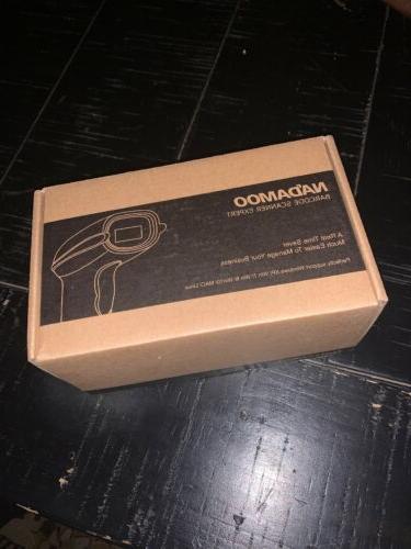 yhd 5100 wireless handheld barcode scanner new