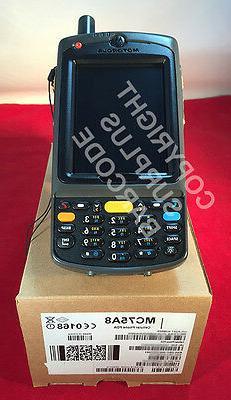 Zebra Motorola MC75A 4G EVDO Wireless 1D 2D Barcode Scanner