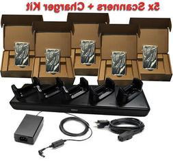 LOT Zebra Motorola TC55 TC55AH Barcode Scanner Unlocked GSM
