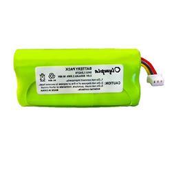 Motorola Symbol 82-67705-01 Battery - Replacement for Motoro