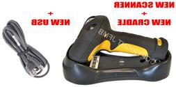 Motorola Zebra DS3578 Laser Barcode Wireless Bluetooth Scann