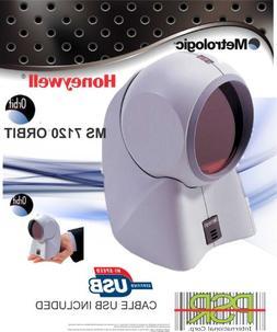 Metrologic MS7120 Orbit-Presentation Laser Barcode Scanner-P