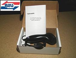 Metrologic MS9540 Voyager BARCODE SCANNER LASER READER USB w