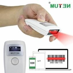 NETUM NET-Z3S mobile payment mini handheld Bluetooth barcode