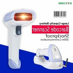 Netum NT6800 Wireless Bluetooth Laser Barcode Scanner Barcod