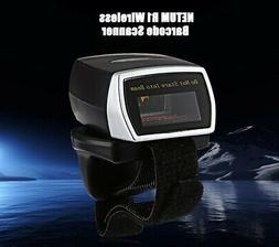 NETUM R1 Barcode Scanner Rechargeable Scanister with Buzzer